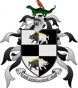 O'Sullivan Beare Coat of Arms